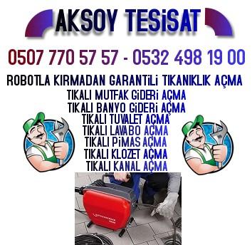 Ataşehir-mutfak-pimas-tikaniklik-acma