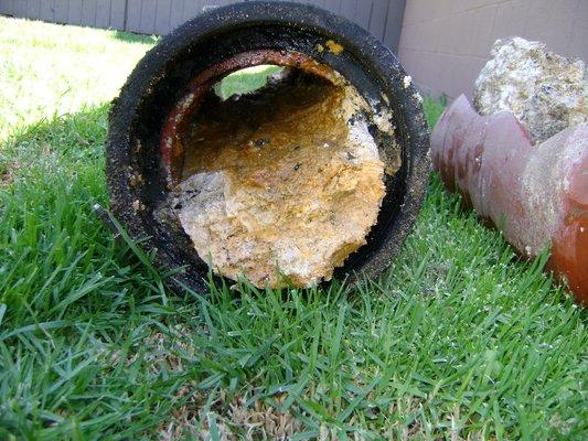 Kırmadan kanalizasyon açma kartal