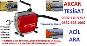 Ataşehir Tıkanıklık Pimaş Açma Fiyatları 99 tl