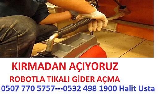 Gider borusu açma Fiyatları Kadıköy 99 TL