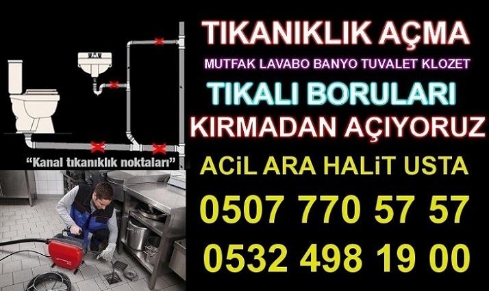 TIKALI LAVABO Açan Sancaktepe Atatürk Mahallesi