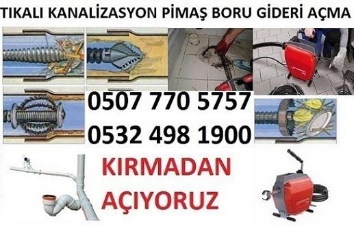 Tıkanıklık Açma İstanbul