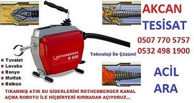 Tıkanıklık Açma Ücreti Sultanbeyli 99 TL