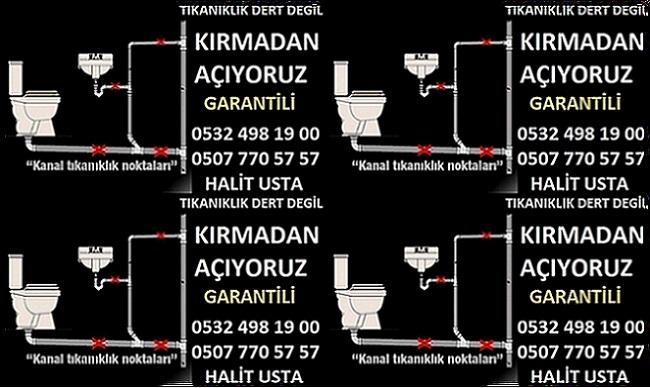 Tıkalı lavabo açıcı Pendik Ramazanoğlu