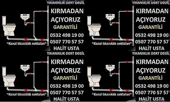 Tıkalı lavabo açıcı Pendik Yenişehir
