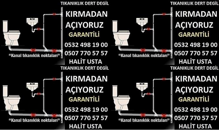 Tıkalı Lavabo Açan firma Sultanbeyli Mimar Sinan